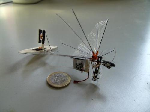 Летающие аппараты своими руками
