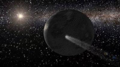 Обнаружен еще один астероид с водой