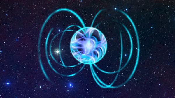 Астрономами обнаружен загадочный пульсар