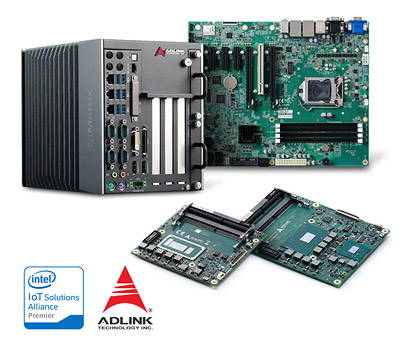 ADLINK Introduces New Products Based on 6th Generation Intel® Core™ and latest Intel® Xeon® Processors for High Performance Computing & Graphics Applications - ADLINK Technology