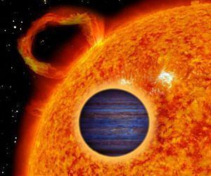 Ученые исследовали горячие юпитеры