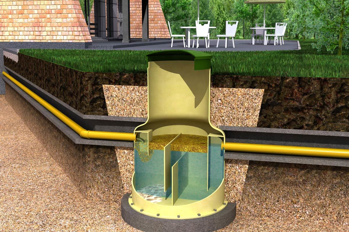 Жироуловители в системе канализации: надежная сепарация гарантирована!