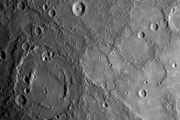Меркурий получает колоссальную дозу радиации
