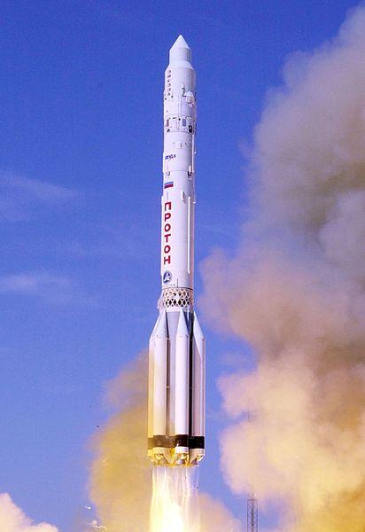 Сегодня на орбиту отправится ракета Протон-М