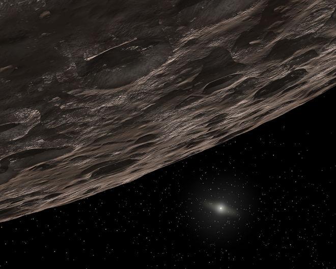 ВСолнечной системе открыта новая планета