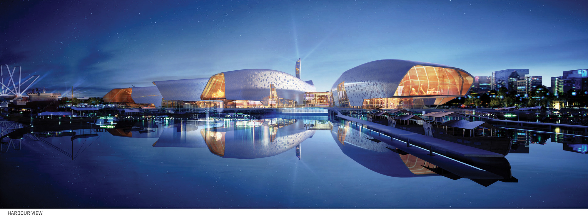 Национальный морской музей Китая признан лучшим архитектурным проектом на WAF 2013