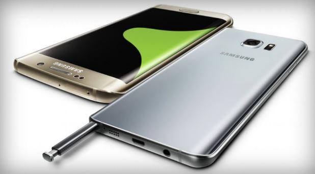 Samsung представила смартфоны Galaxy S6 Plus и Galaxy Note 5