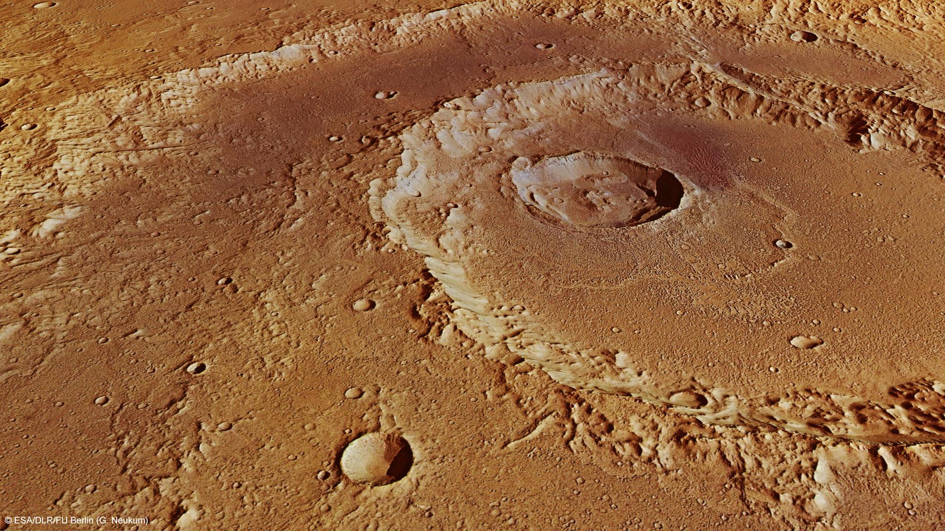 Ученые разгадали удивительную загадку Марса