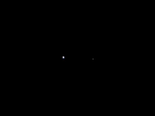 Космический зонд Юнона сделал фото Земли и Луны