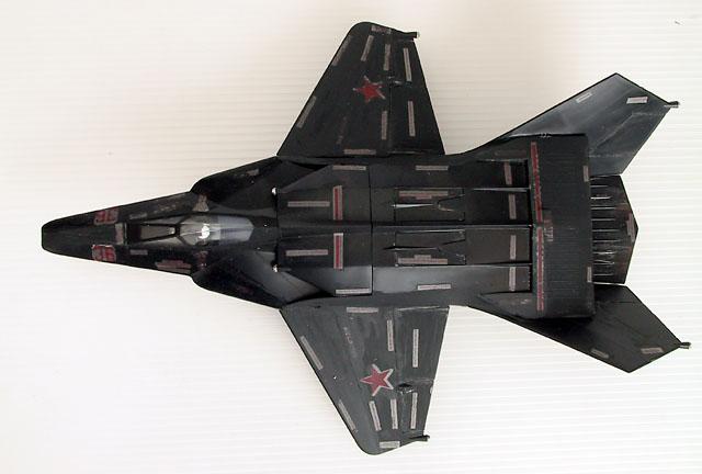 Миг 37 — stealth истребитель использующий