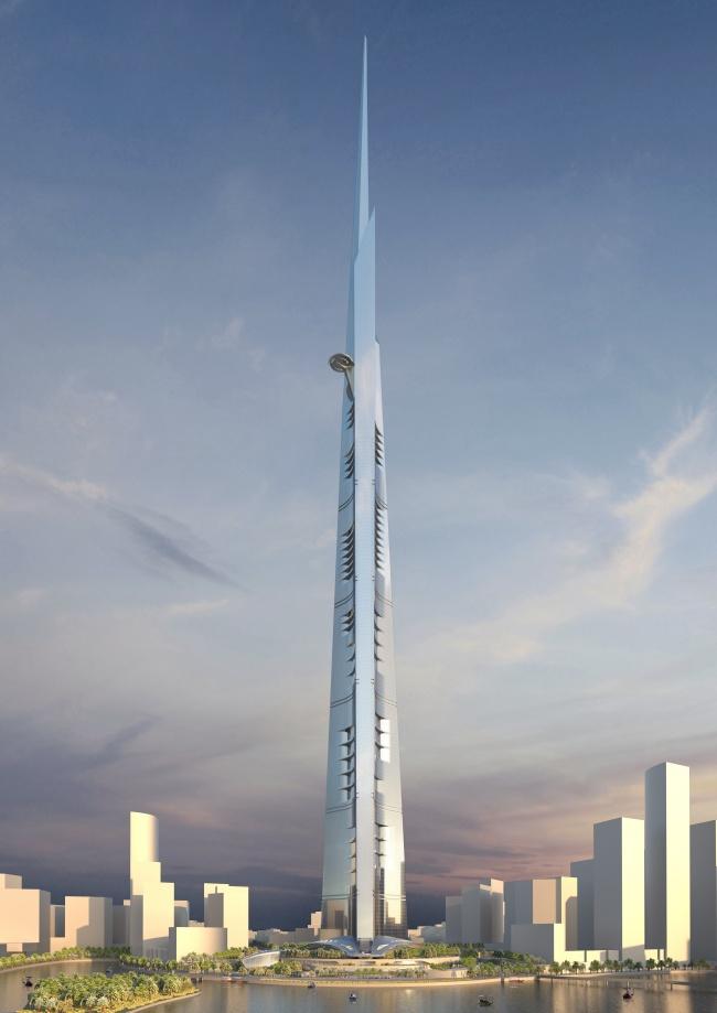 Самое высокое здание в мире уступает первое место Kingdom Tower