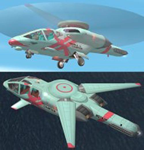 makulaturoman: Обзороразмышление концепта реактивного вертолета Ка-