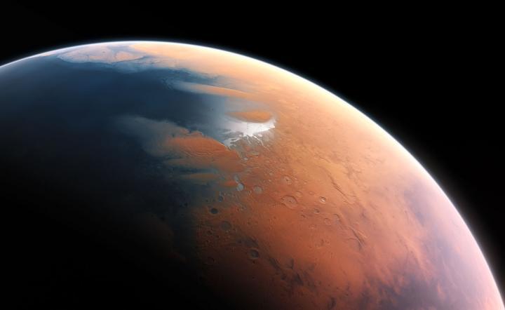 Микробы могут выжить вусловиях разреженной атмосферы Марса— ученые