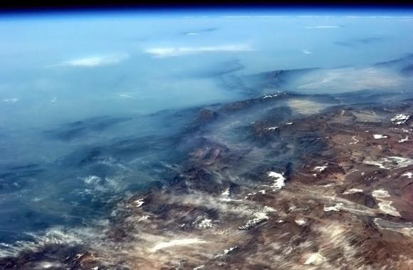 Восхитительный вид Земли: Анды