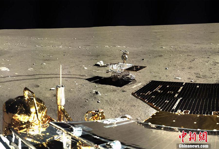 Последний луноход прекратил свою работу на Луне