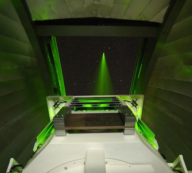 NASA испытывает сверхскоростной космический интернет