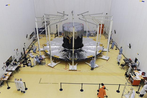Новый исследователь звезд будет запущен 20 ноября