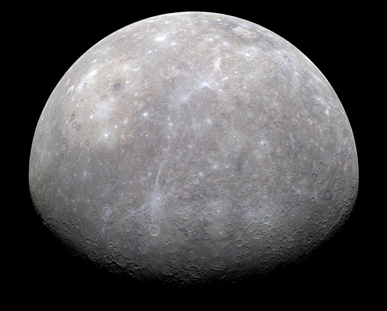 mercury the planet real color - photo #15