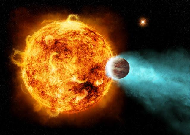 Радиоактивные Юпитеры