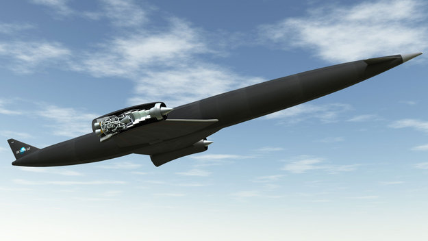 Британцы вложат деньги в разработку воздушно-реактивных двигателей