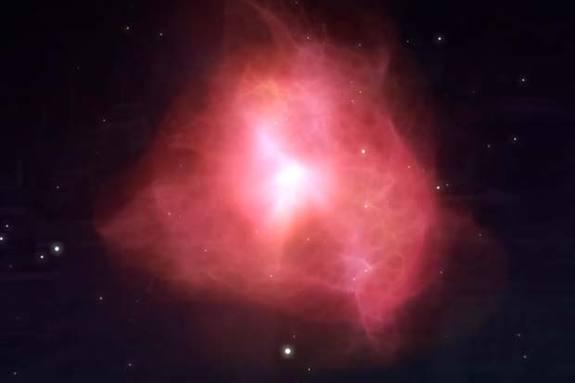 Ученые рассказали остолкновении Млечного Пути сгазовым облаком