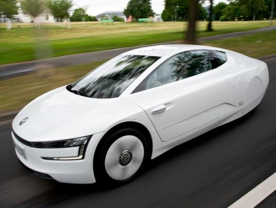 Вчера увидел свет Volkswagen XL1