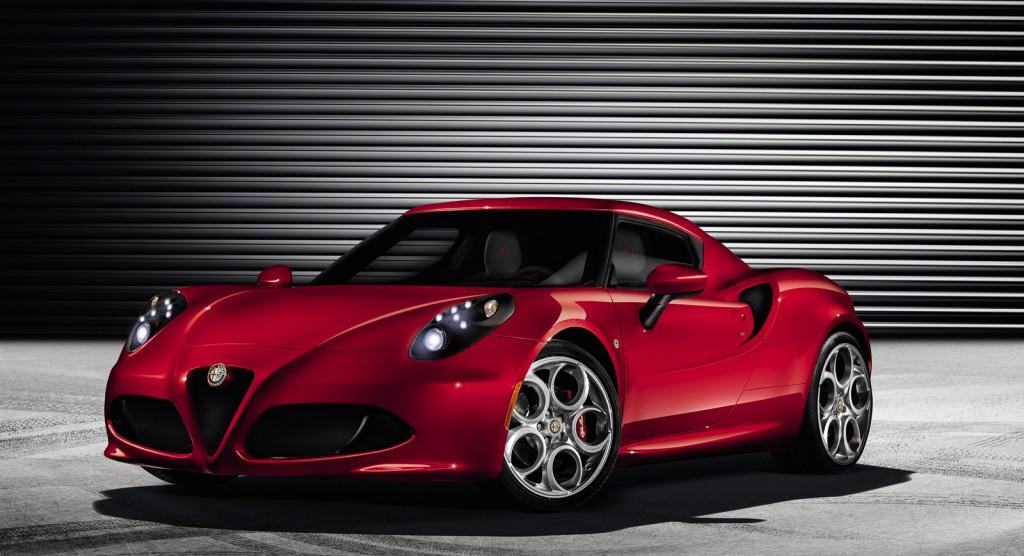 New Alfa Romeo 4C for Sale  CarGurus