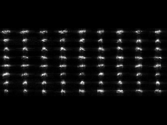 Радарная съёмка астероида 2012 DA14 от НАСА