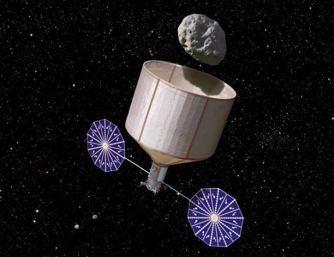 NASA ищет 100 миллионов долларов на миссию Охота за астероидами