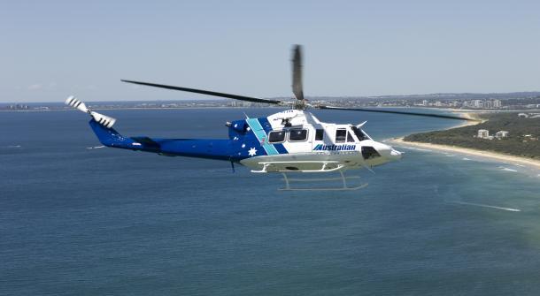 На австралийском вертолетном рынке продолжается устойчивый рост