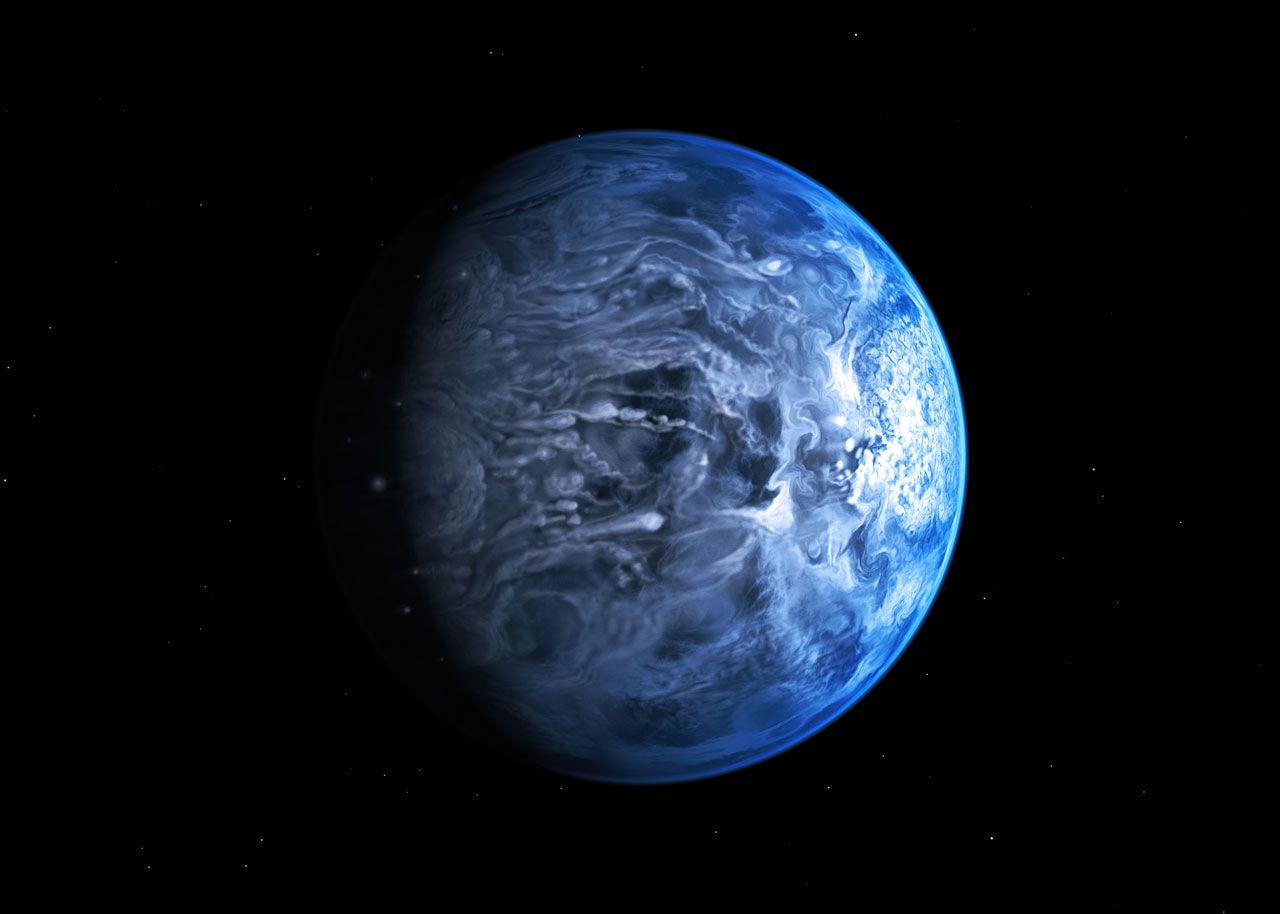 Новая технология взвешивания экзопланет