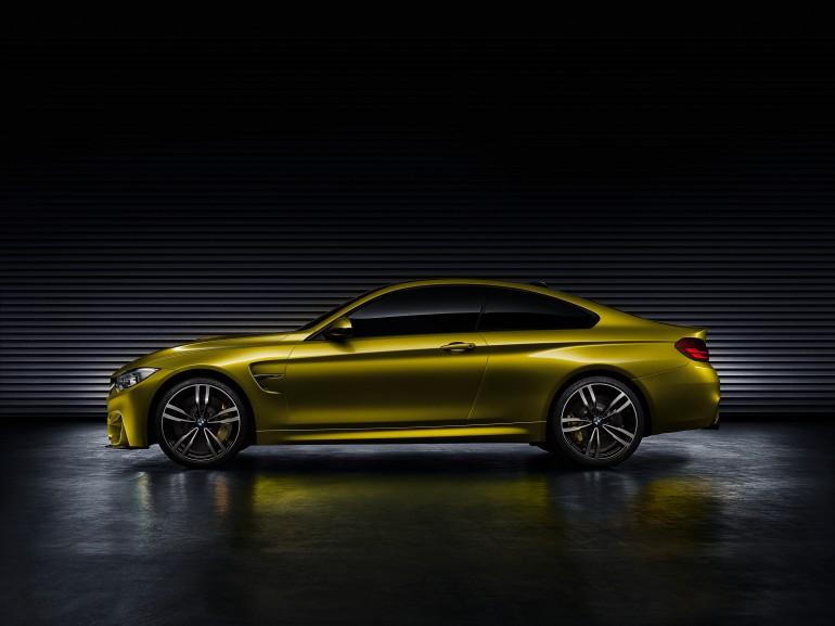 BMW представила концепцию M4 Coupe