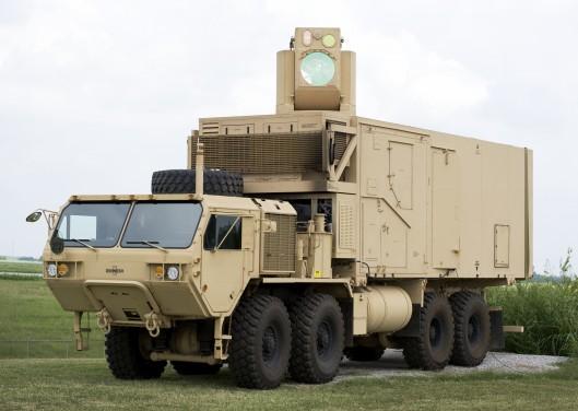 Лазерное оружие от Boeing всегда достигает своей цели