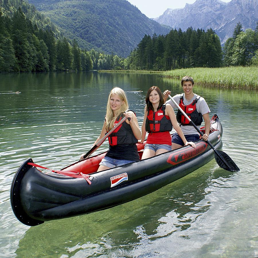что лучше для сплава лодка или байдарка