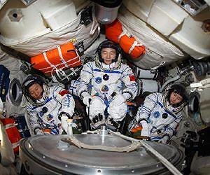 Подтверждено: вторая китайская женщина отправится в космос