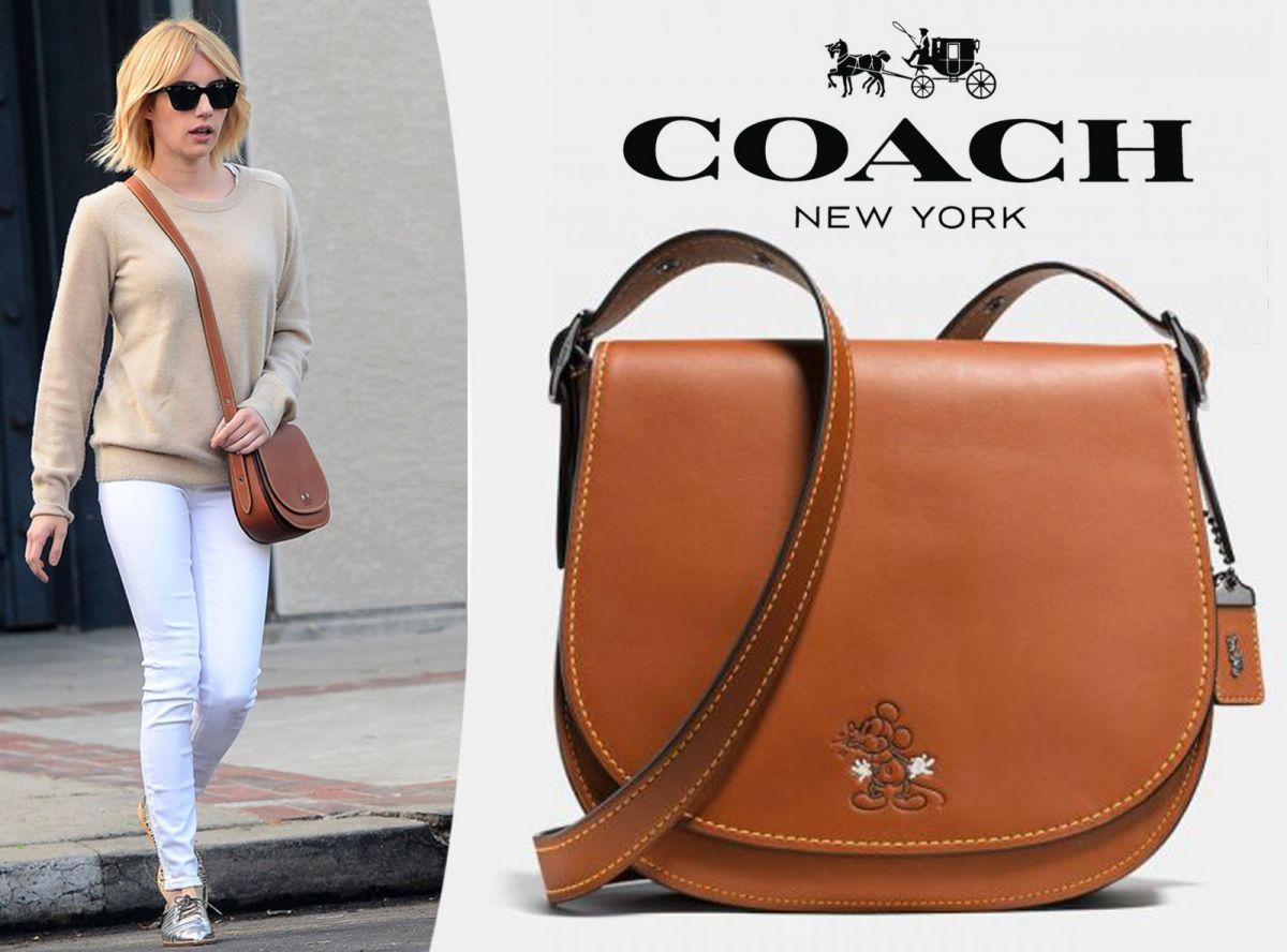 Отличительные особенности женских сумок Coach ef3ac77c7951c
