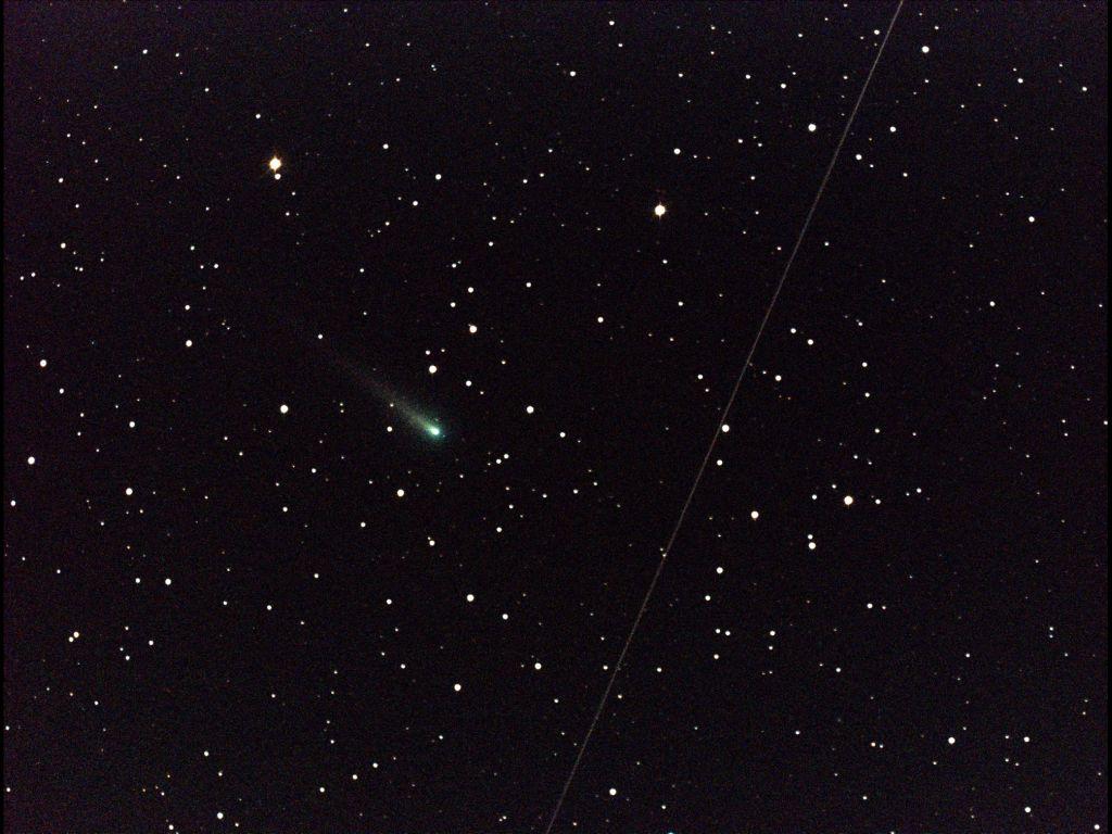 Комета ISON была замечена в созвездии Льва