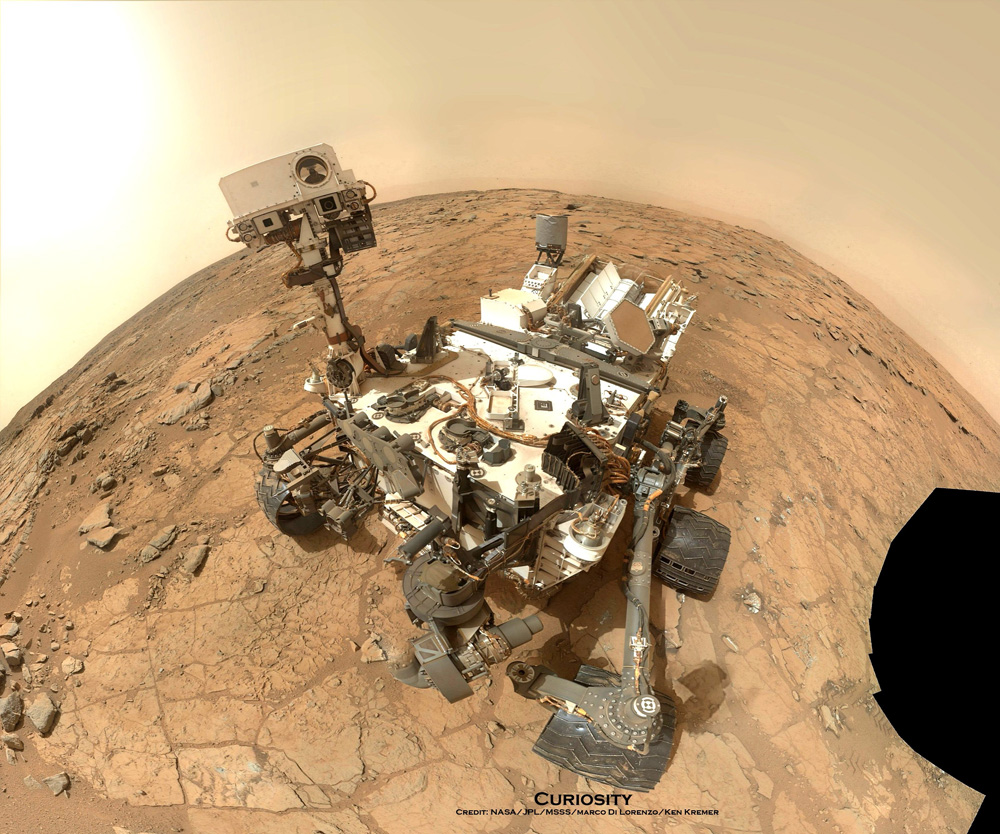 Videos  Animation of Curiosity Rovers Arm Movements for
