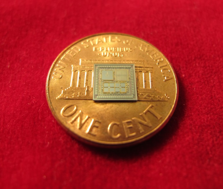 DARPA разработала чип, заменяющий GPS