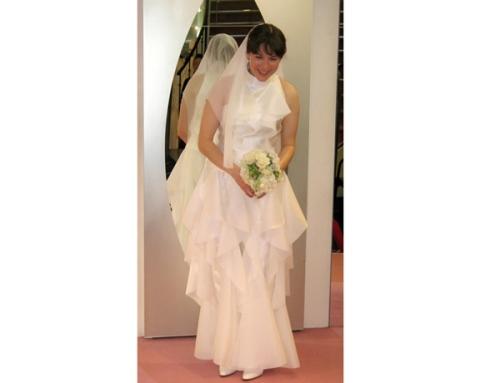 Свадебные платья японских дизайнеров