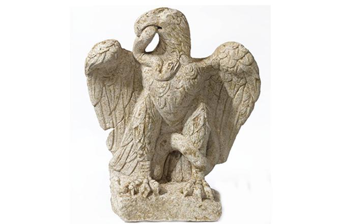 Орел Девятого легиона был обнаружен в Лондоне
