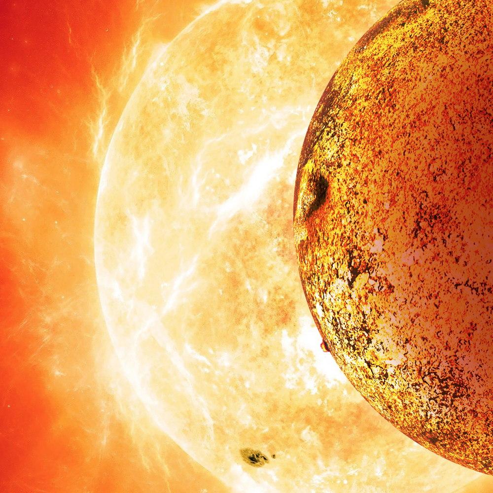 Kepler нашел «близнеца Земли», имеющего почти земную плотность и размер