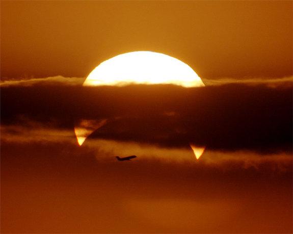 Редкое гибридное солнечное затмение состоится в воскресенье