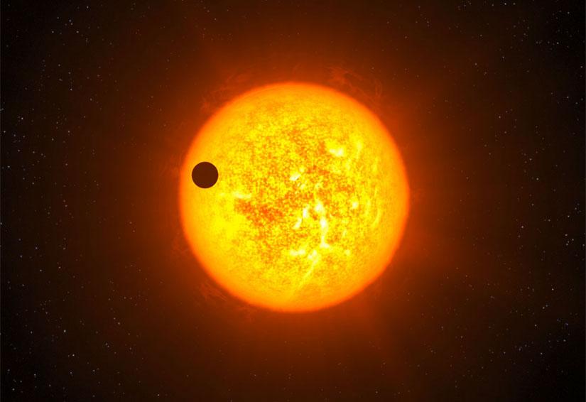 Космический охотник обнаружил планеты скользящие по звездам