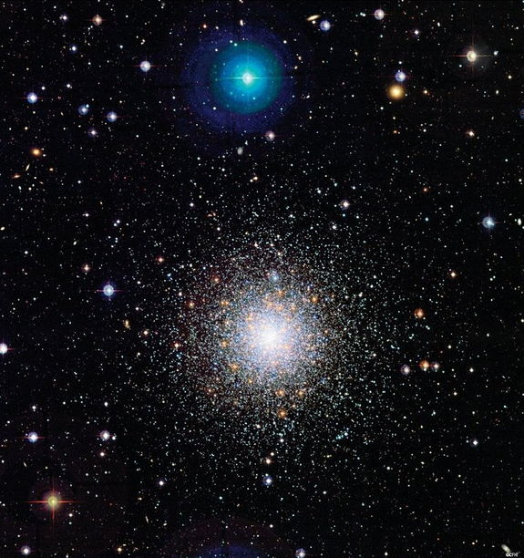 Астрофото дня: Мессье 79