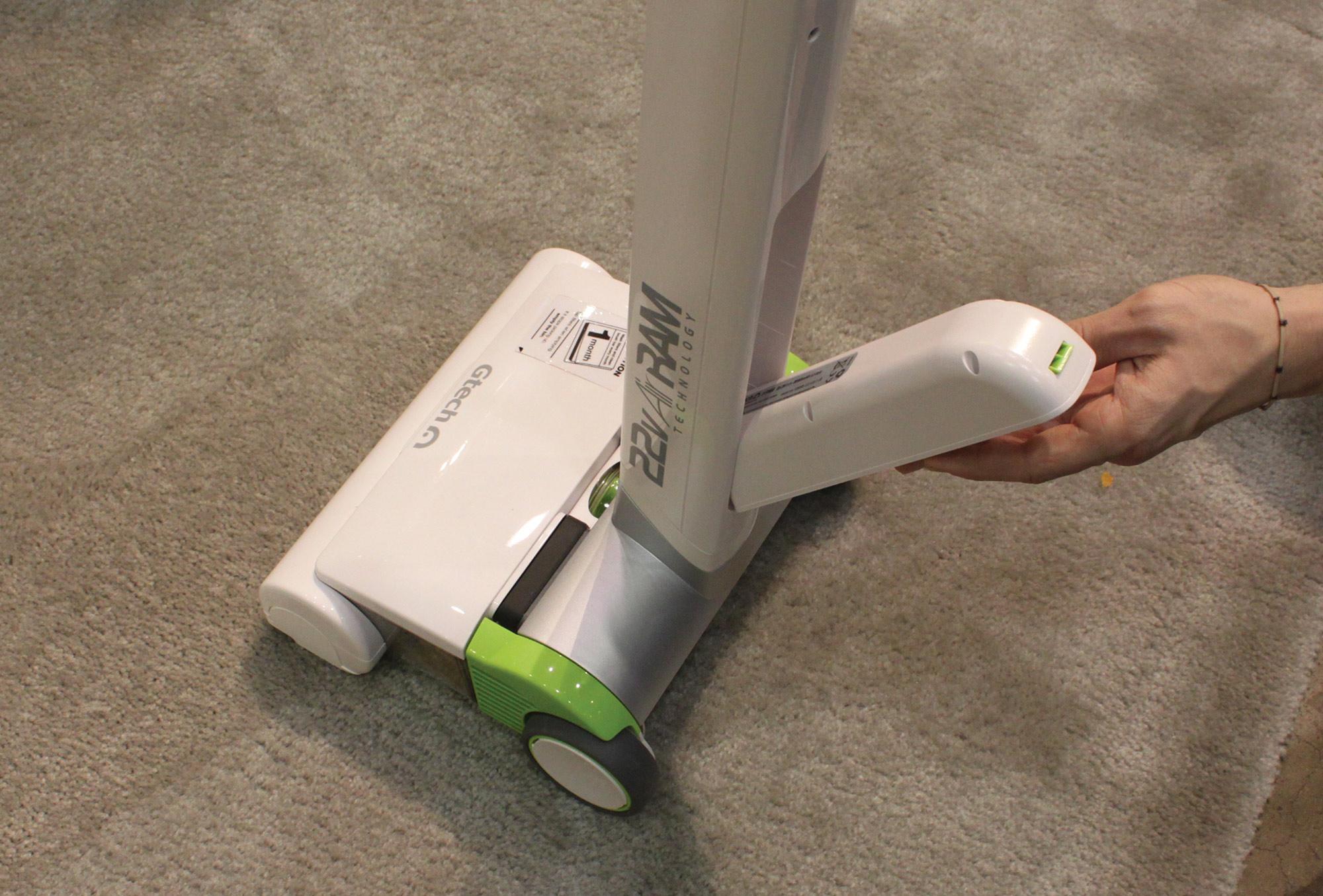 Потребителям стал доступен беспроводной пылесос GTech
