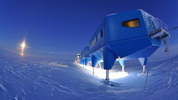 Британскую полярную станцию перенесут из-за колоссальной возрастающей трещины
