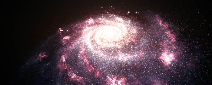 Галактический ветер поражает соседние галактики
