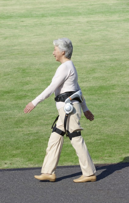 Honda ������ ������������ ����������� Walking Assist Device