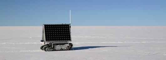 Робот NASA GROVER прошел суровый тест в Гренландии